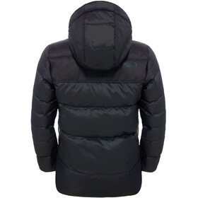 The North Face Boys Harlan Down Parka Tnf Black